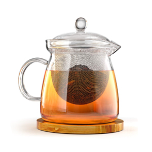 Best Selling Glass Teapots