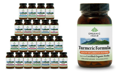 Organic Herbal Supplements