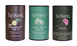 Tea Sampler Sets