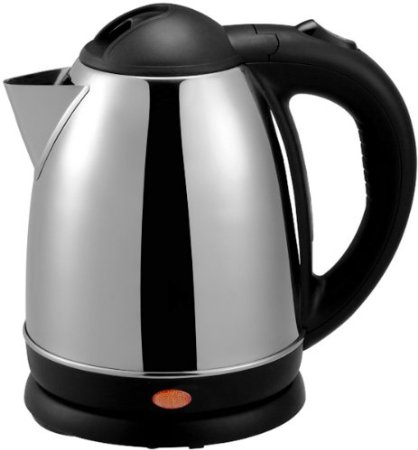 Brentwood 1.5 Liter Stainless Steel Tea Kettle
