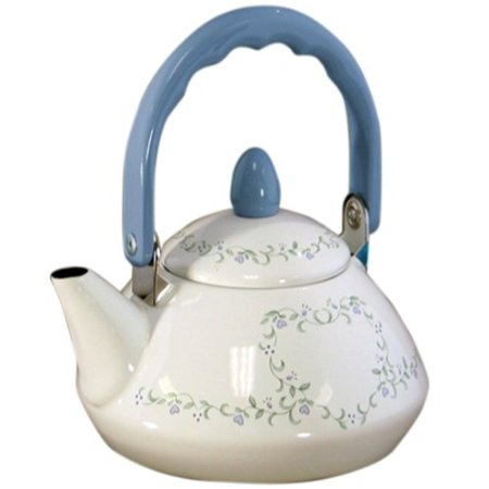 Corelle Coordinates Country Cottage Tea Kettle