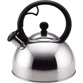 Farberware Sonoma Whistling Stainless Steel Tea Kettle