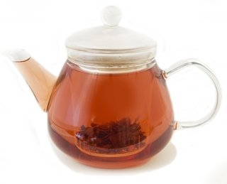 GROSCHE GLASGOW Glass Teapot And Kettle With Infuser