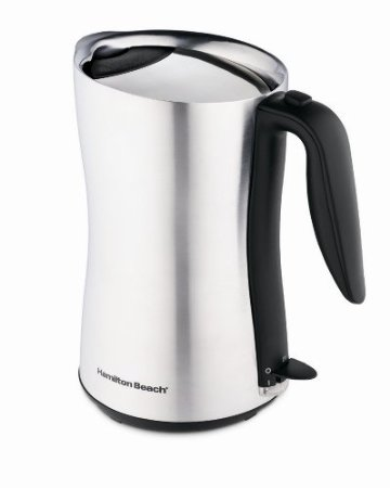Hamilton Beach Cool-Touch 8-Cup Cordless Electric Kettle
