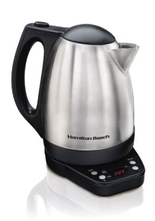 Hamilton Beach Programmable Kettle