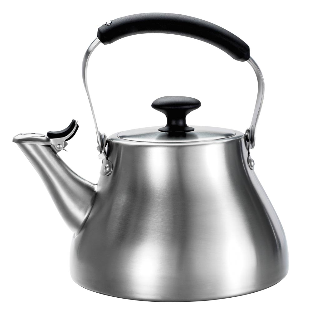 OXO Good Grips Classic Brushed Stainless Steel Kettle