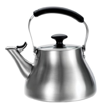 OXO Good Grips Classic Whistling Tea Kettle