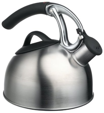 OXO Good Grips Uplift Teakettle, Brushed Stainless Steel