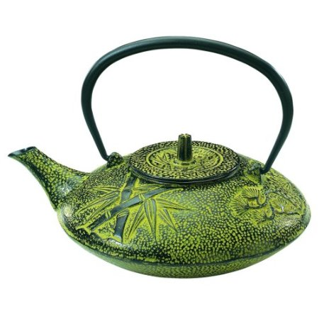 Old Dutch 38-Ounce Cast-Iron Nobility Teapot