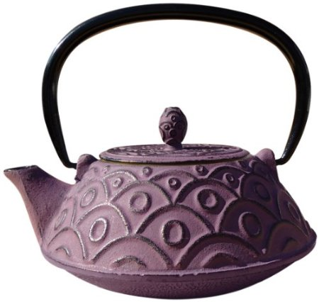 Old Dutch Cast Iron Kyoto Teapot